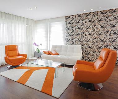Scegli nelle librerie il pattern che più ti piace e che meglio lega con ituoiambienti.Puoi scegliere anche le dimensioni del pattern in funzione della grandezza della tua parete. Entra nella sezione e scopri cosa puoi realizzare.